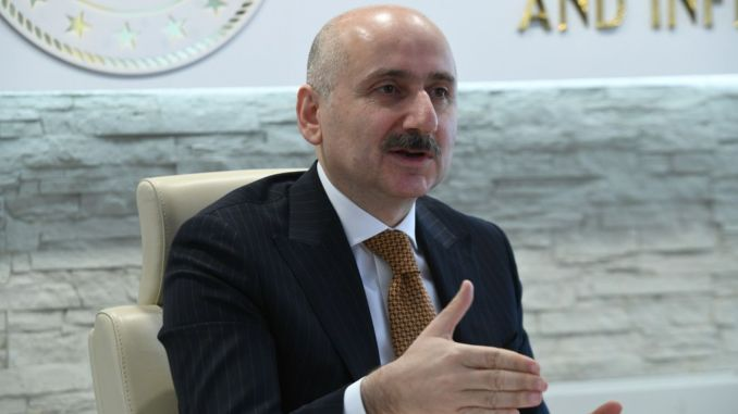 The country will participate in the transport and communication process