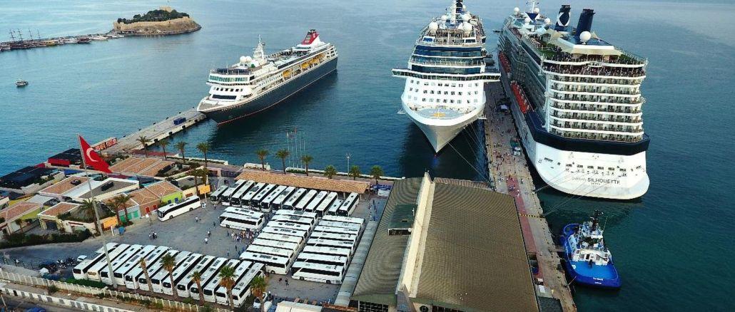 נראה עוד ספינות שייט בנמלי ארצנו