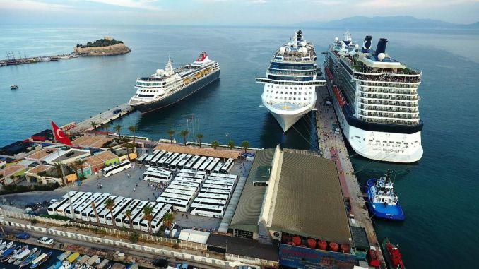 Wir werden im Jahr mehr Kreuzfahrtschiffe in den Häfen unseres Landes sehen
