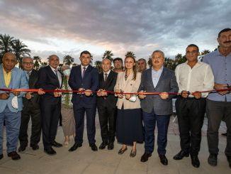 Predsjednik Soyer sudjelovao je na otvaranju izložbe fotografija Gobeklitepe