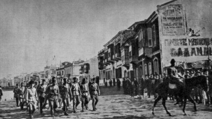 Okres Bergama zachránený pred inváziou nepriateľov