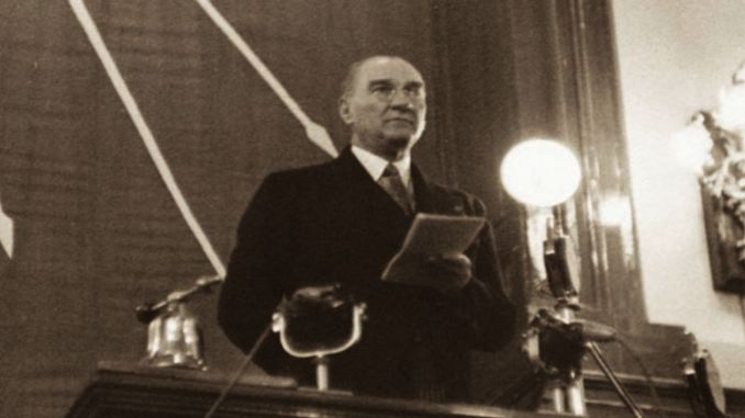 The Republican People's Party was founded by Mustafa Kemal Ataturk