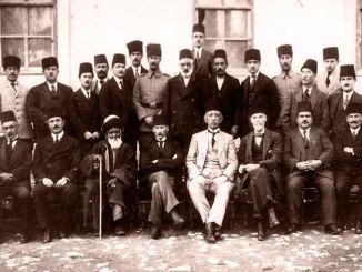 Gazi Mustafa Kemal Sivas Kongresini Acti