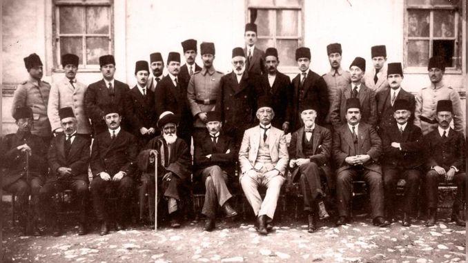 Gazi Mustafa Kemal Sivas Kongress Acti