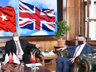 Britanski generalni konzul u Istanbulu posjetio TCDD