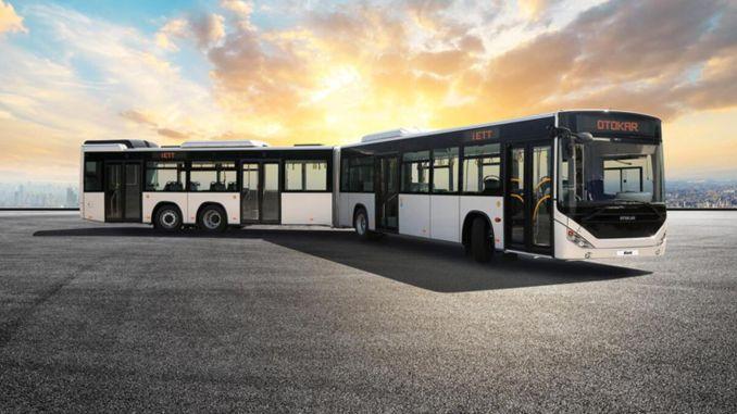 Otokar لإنتاج المتروباص المحلي لمناقصة IETT