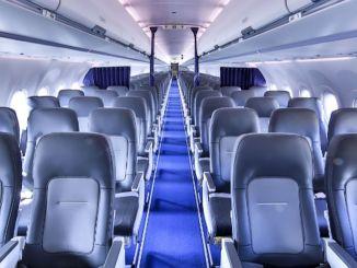 аирбусин нова кабина ваздушног простора са једним пролазом пуштена у употребу са компанијом Луфтханса