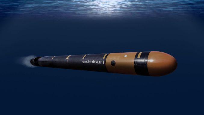 Akya heavy torpedo is activated