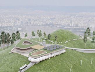 Die Seilbahnlinie Ali wird die Messlatte für den Tourismus in Kayseri . höher legen