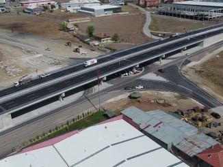анкара акиурт сајам и чворишта за мостове индустријске зоне отворени