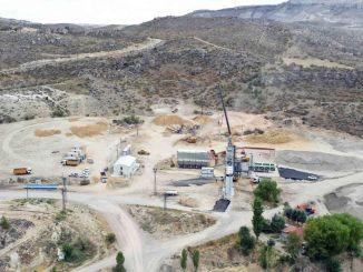Otvoril sa štvrtý závod na výrobu asfaltu v metropolitnej obci Ankara
