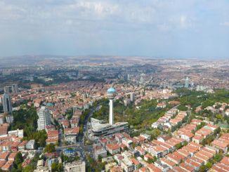 Prodaja stanova u Ankari imala je udio od jedan posto u cijeloj Turskoj.
