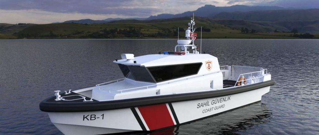 Serial production started on ares fpb fast patrol boats