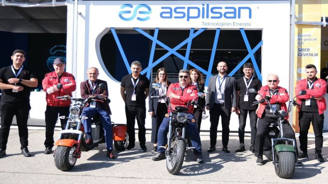 aspilsan energy met with the engineers of the future at teknofest