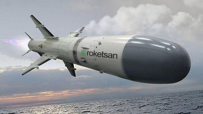 Şahin raketinin sualtı gəmidə buraxılan versiyası üzərində işləyir
