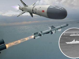misil antibuque hawk