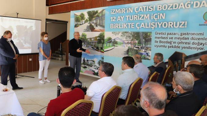 all seasons tourism destination in bozdag