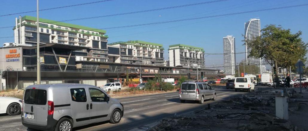 Bursaray Emek City Hospital Metro Line Works Accelerated