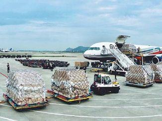 China will create a secure international air logistics chain