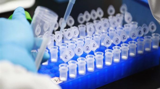 The genie begins production of its first mRNA vaccine in October