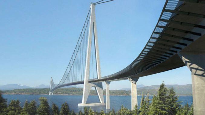 cin, Kanadada bir milyon dollarlıq bir körpü inşa edəcək