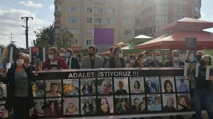 Dem Antrag auf Strafanzeige gegen den Staatsanwalt im Fall des Zugunfalls Corlu wurde stattgegeben