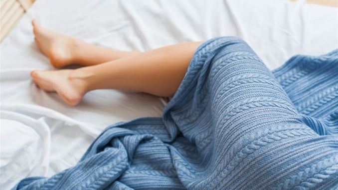 iron deficiency makes legs restless