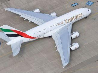 Emirates a recibirá a los últimos miembros de su flota en noviembre