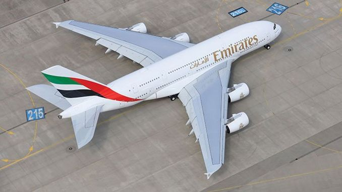 emirates a will receive the last members of its fleet in november
