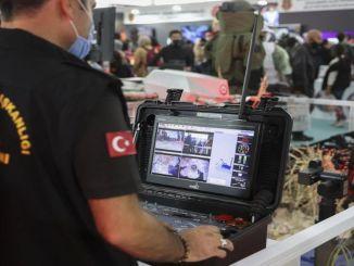 vânători de probe de securitate la teknofest