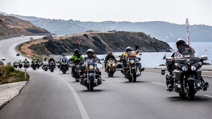 fim mototour of nations turkey started
