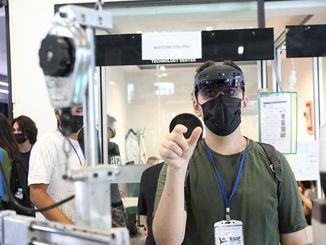 未来工厂的虚拟之旅