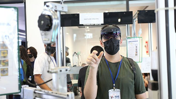 virtual journey in the factory of the future