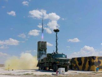 Testele de acceptare încep pe sistemul de rachete hisar o de apărare aeriană