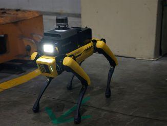 hyundai, boston dinamikasına malik bir təhlükəsizlik robotu istehsal etdi