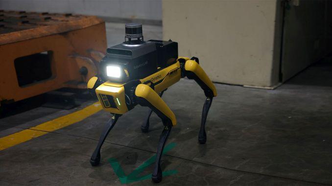 хиундаи је произвео сигурносног робота са бостонском динамиком