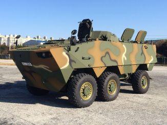 хиундаи ротем на тендеру за оклопна возила малезијске војске