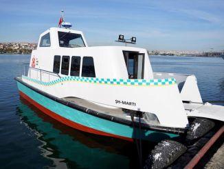 Ali so cene morskih taksijev ibb določene?