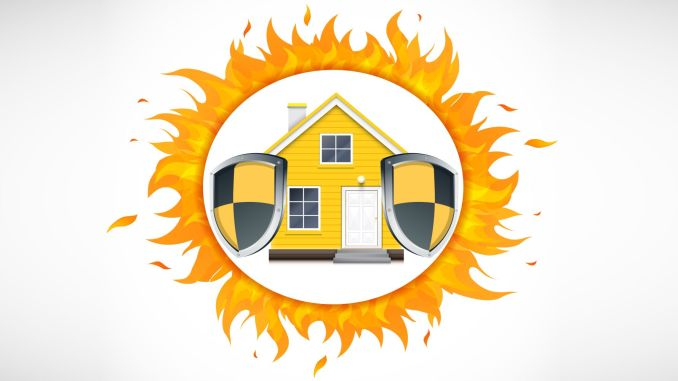 Buildings where people are gathered should be built in accordance with fire regulations.