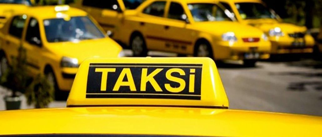 The process of converting minibus and minibus to taxi in Istanbul has started