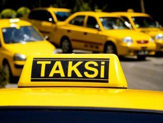 A început procesul de conversie a microbuzului și microbuzului la taxi în Istanbul