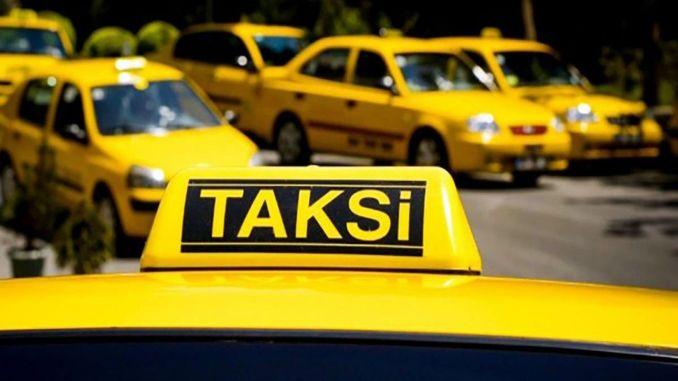 Proces prestavby mikrobusu a mikrobusu na taxi v Istanbule sa začal