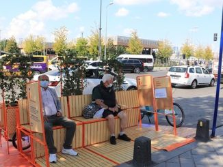 A special stop for pedestrians and cyclists for the first time in Istanbul