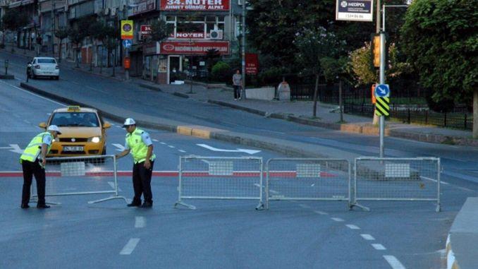 سيتم إغلاق بعض الطرق يوم الأحد بسبب سباق بوجازيتشي الثلاثي في اسطنبول