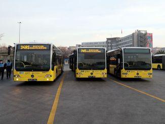इस्तांबुल में आईईटी मेट्रो और फेरी सेवाओं को बढ़ाया जा रहा है