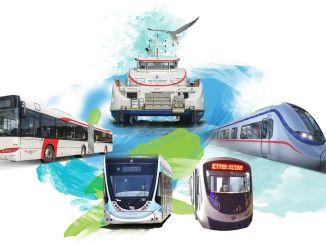 เนื่องจากงาน izmir มีการเพิ่มเที่ยวบินเพิ่มเติมไปยัง eshot metro และรถรางในเวลากลางคืน