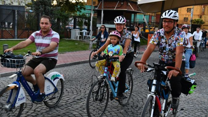 european mobility week in izmir started with various activities