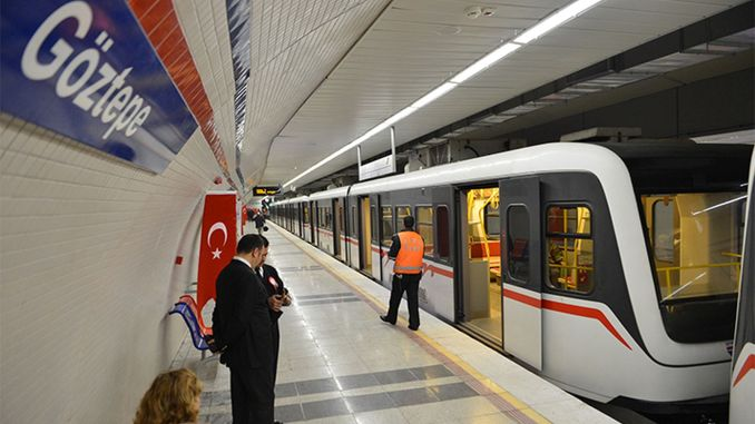 Fair setting for tram and metro times in Izmir