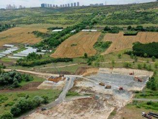 伊斯坦布爾運河項目招標在招標完成前授予toki Housing