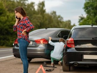 發生物質損失的車輛事故怎麼辦